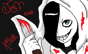 Jeff the Killer by CharlotteRay