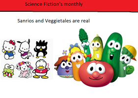 Science fiction monthly news #1 by carmenramcat