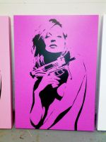 FAKE KATE Pink by fakestencils