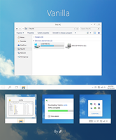 Vanilla for Windows 10 Technical Preview by link6155