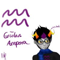 Eridan Ampora by NicoTheChan