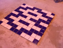 Tile Project by Horsefly1