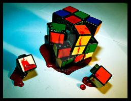 Rubics Cube by urosh89