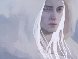 Silmaril (humanization) by CK0T