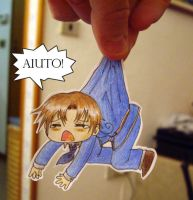 APH - Paperchild Italy by MasterFranny