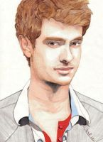 Andrew Garfield by princesstripandfall