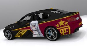 Infinite Stratos BMW M5 by skytire