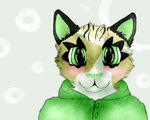 Look At These Eyes So Green by ellieclypse