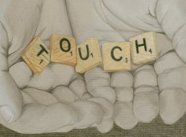 Touch by mickeyxmouse