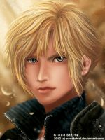 Cloud Strife by SweetChiel