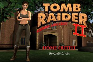 Tomb Raider 2 Home Outfit by ExpeditionEndurance