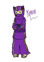 kennen of league of legends by Nuskineta