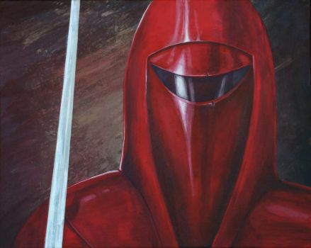 Imperial Guard by rleathers