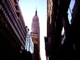 empire state by Marcco666