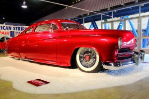 Red Sled by DrivenByChaos