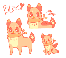Bliss Reff Sheet by ChammiBee