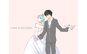 GTRO: Dance to the Wedding Bells by Aomidori