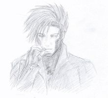 Gambit in pencil by livska