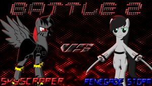 Pony Kombat New Blood 3 Round 2, Battle 2 by Macgrubor
