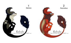 100-10 Themes! - Relculin Adopts - Adopted by Feralx1