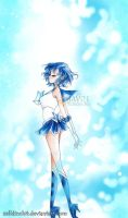 sailor mercury - illusion of mercury by zelldinchit