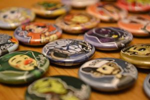 Buttons! by maureencreates