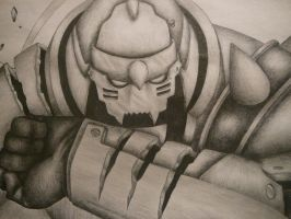 Alphonse Elric COMPLETE by JustinEugene