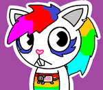 HAF Icon Flockythecat. by EnyatheHTF3