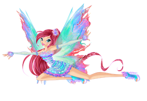 Ali di Magia : Mitica Bloom! by ColorfullWinx