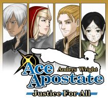 Anders Wright: Justice For All by Sessie