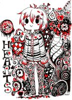 The King of Hearts by rieha