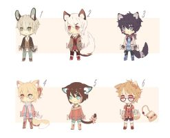 [Closed] Kemonomimi batch by Dondion