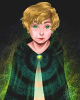 APH : Magical Child by thecarefree
