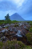 Stob Dearg by Dave-Derbis