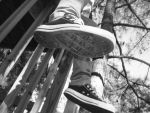 Converse shot 8 by DrawingMunky