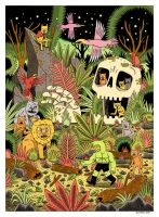 The Jungle by Teagle