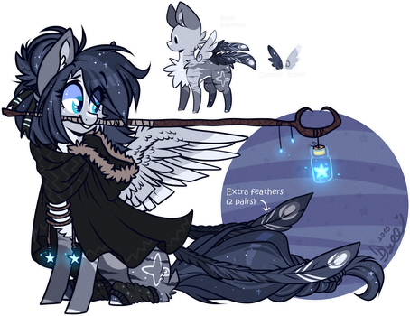 AUCTION : Star catcher Pony (closed) by D-Dyee