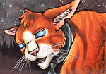 Such a Bother ACEO by Redwall151
