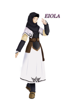 Eiola Muslim Ys Origin by all-fine
