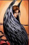 Angel Color by papinucho