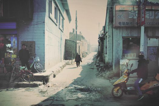 Datong 1 by ornie