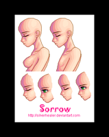Sorrow base by PinkCaribou