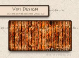 Pattern Wall by Vipi Design by elixa-geg