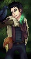 Beastmaster by Awful-Critter
