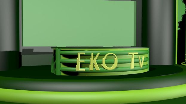 EkoTV Studio #2 by pproky