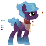 Pone adopt open by FallenFateAdopts