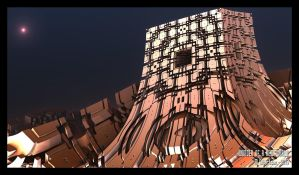 Wonder of a New World - Menger Pong 39 by miincdesign