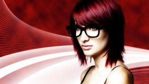 Susan Coffey Glasses by luistoluca