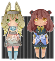 Leftover Adopts [CLOSED] by WanNyan