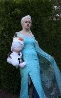 Elsa Cosplay - 2 by ashleyMO